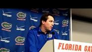 Video: UF's Will Muschamp talks Gators' 37-7 loss to FSU