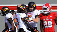 Running wild, Terps quarterback C.J. Brown nears record rushing total