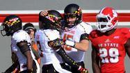 Running wild, Terps quarterback C.J. Brown nears record rushing total