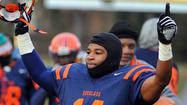 Botched snap rallies Douglass to state football final