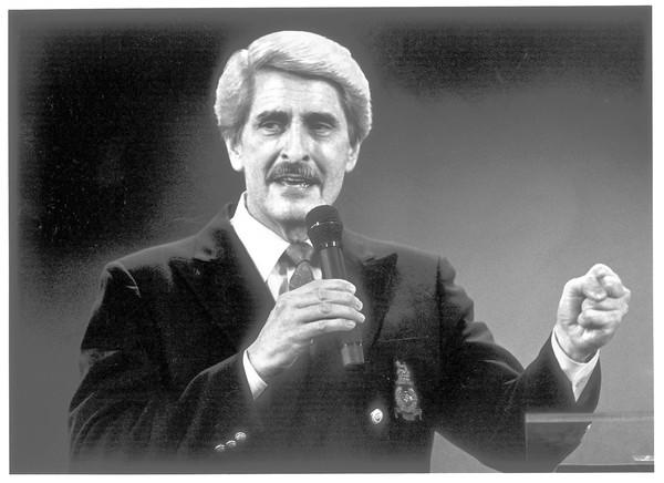 Paul Crouch founded Costa Mesa-based Trinity Broadcasting Network.