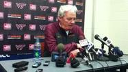 Beamer talks about chippy nature of game