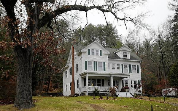 A retired Simsbury, Conn., first-grade teacher died in 2011 at 87, leaving an estate worth $6 million. This is the house she inherited from her parents.