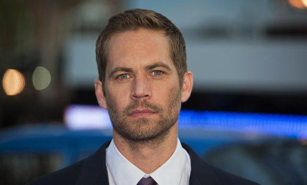 "Paul Walker arriving for the world premiere of ""Fast and Furious 6"" in London in May 2013."