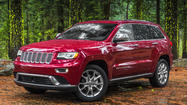 Jeep takes new path with diesel 2014 Grand Cherokee