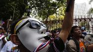 Thailand unrest grows as protesters attempt 'people's coup'
