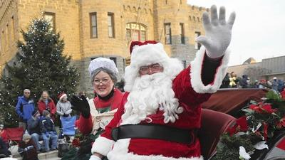 Bel Air's Christmas Parade rolls down Main Street
