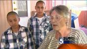 Exclusive: Harbor City Woman Speaks After Being Reunited With Grandsons