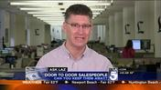 Ask Laz: Preventing Door to Door Salespeople
