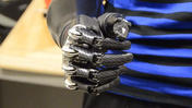 Thought-controlled prosthetic arm [Video]