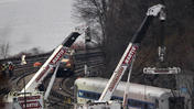 Video: Crash train data recorders recovered
