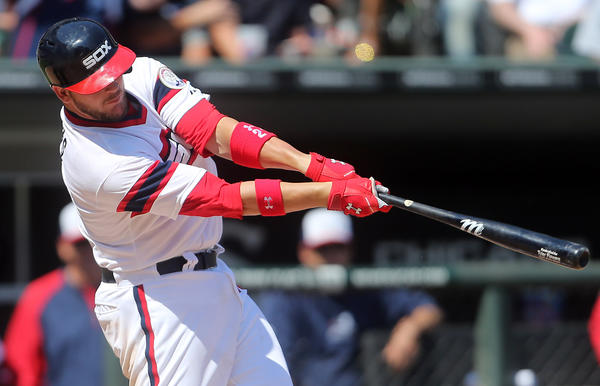 The White Sox must make a decision on catcher Tyler Flowers.