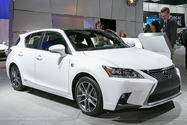 2014 Lexus CT 200h: Green Guide glimpse