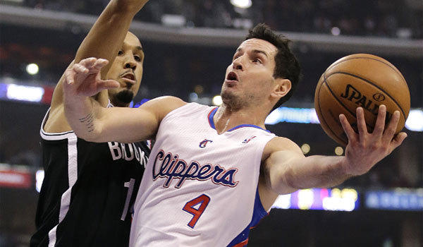 J.J. Redick, Shaun Livingston