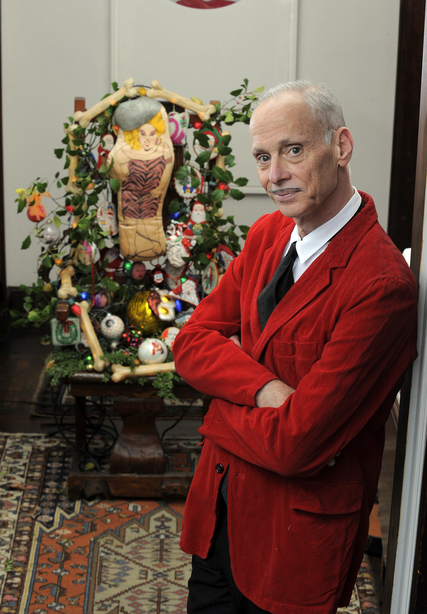 Sun Dubs John Waters \'Pope of filth,\' Catholics take offense ...