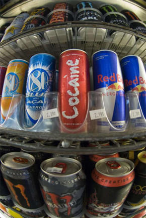 Radiologists used MRIs before and after consuming an energy drink to study changes of the heart.