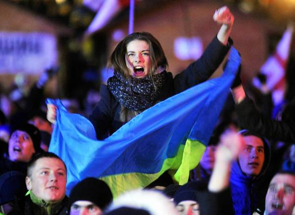 Ukraine unrest continues