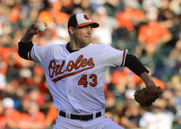 Orioles closer Jim Johnson tosses his 50th save in a game against the Boston Red Sox in September.