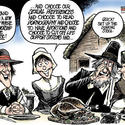Seeds of our culture war were there at the first Thanksgiving