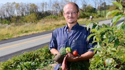 Veggie victory: Lehigh Township drops case against man's 'illegal' garden
