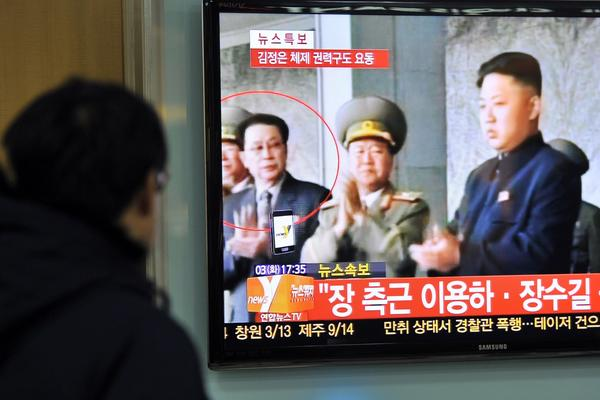 North Korea leader's uncle apparently ousted