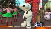 Knott's Merry Farm- Camp Snoopy Christmas Entertainment