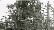 Winnetka's 90-year-old jungle gym resurrected and on display