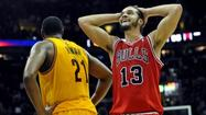 Video: Bulls' 'we're not going to tank' bandwagon rolling
