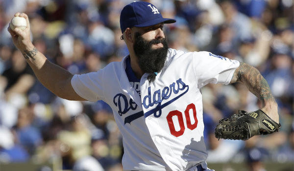 Pitcher Brian Wilson wants to be a closer but might be willing to make an exception to stay with the Dodgers.