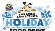 Lake Forest Bank & Trust Junior Savers Club Hosts Annual Holiday Food Drive