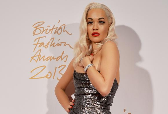 Rita Ora reportedly cast in '50 Shades of Grey'