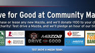 Community Mazda is Launching a Food Drive This Holiday Season