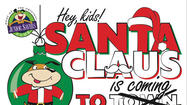 Lake Forest Bank & Trust Junior Savers Club Hosts Annual Santa Event