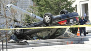 Driver in City Hall crash hit 115 mph before deadly accident