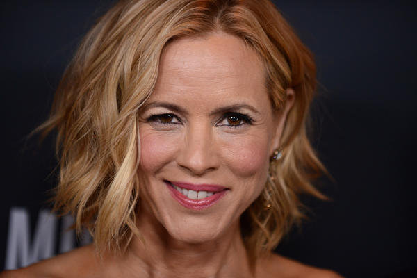 "Actress Maria Bello recently came out in the New York Times as ""whatever."""