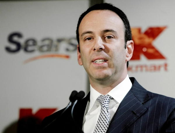 Edward Lampert of Sears.