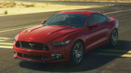 Ford's 2015 Mustang unleashed: World gets a peek