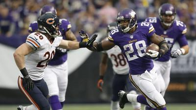 Looking back at the Vikings' 23-20 win over the Chicago Bears