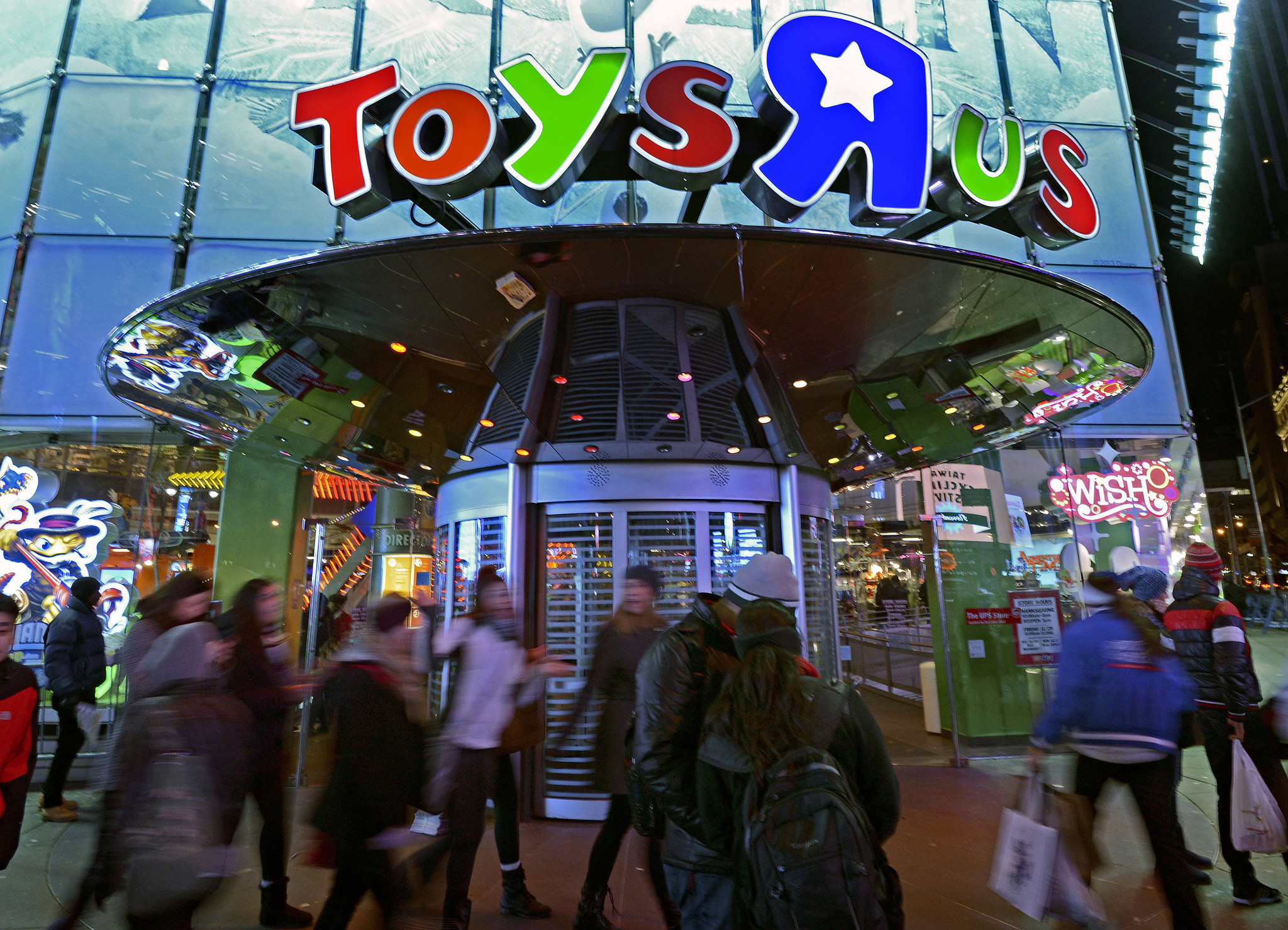 New Toys At Toys R Us : Toys r us to pay settle lawsuit alleging