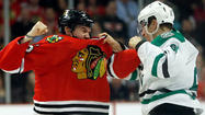 Photos: Stars 4, Blackhawks 3