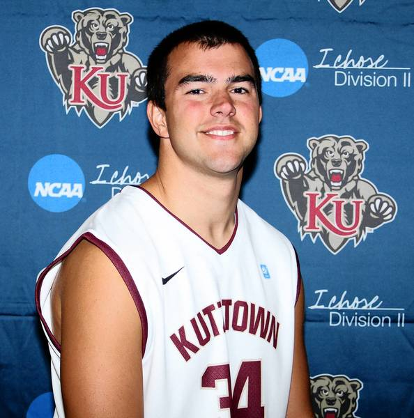 Kutztown's Mike McCready has ended his playing career because of injuries.