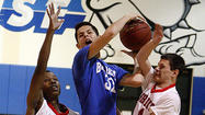 Photo Gallery: Burbank and Hollywood Compete in Burbank Holiday Tournament