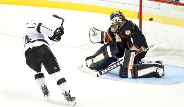 Kings-Ducks Rivalry Has A New Feel To It: Both Teams Playing Well At The Same Time, A Rarity, Kings Win Intense SO