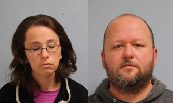 Tina and Franklin Gelinas, both of Willimantic, are scheduled to appear in court on Wednesday, police said.