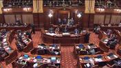 IL lawmakers narrowly pass pension reform