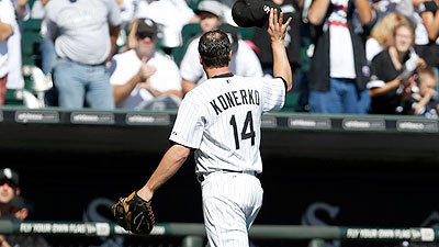Paul Konerko to return to White Sox