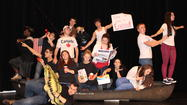 Historical Yet Hysterical, Buffalo Grove High School Stages Its Winter Play, The Complete History of America (Abridged)