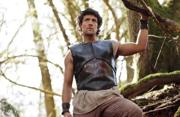 "Jack Donnelly takes on his first leading role in BBC America's ""Atlantis."""