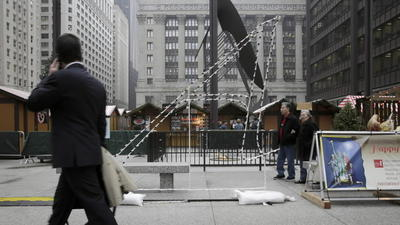 Atheists, agnostics have their own display at Daley Plaza