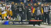 NFL fines Tomlin $100k for sideline misstep [Video]